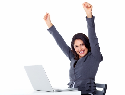 Happy-Business-woman-office-PC