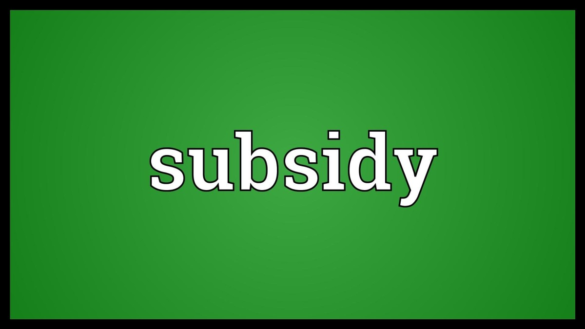 ARE SUBSIDIES IN INDIA GOOD OR BAD???