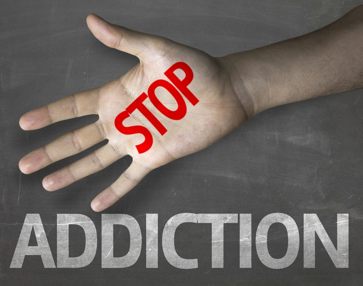 It's time to quit Addiction...